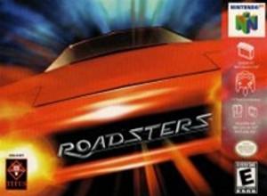 Roadsters - N64 Game