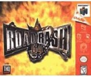 Road Rash 64 - N64 Game
