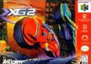 Extreme-G XG 2 - N64 Game