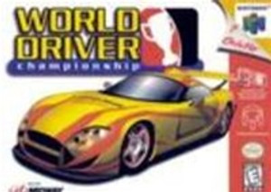 World Driver Championship - N64 Game