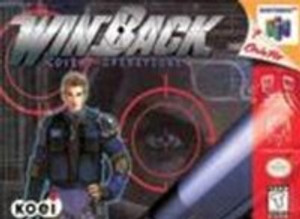WinBack Covert Operations - N64 Game