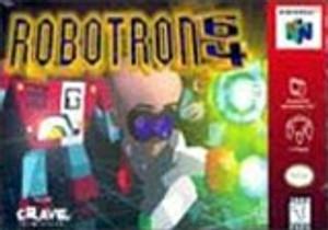 Robotron 64 - N64 Game