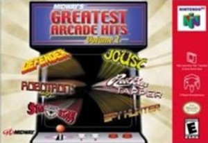 Midway's Greatest Arcade Hits Volume 1 - N64 Game