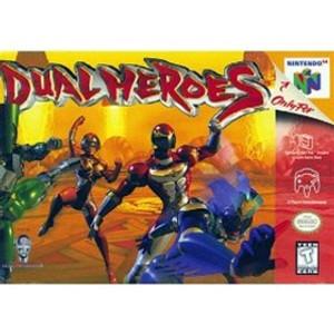 Dual Heroes - N64 Game