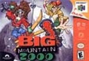 Big Mountain 2000 64 - N64 Game