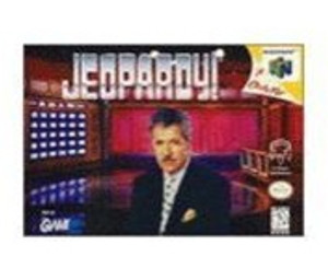 Jeopardy 64 - N64 Game