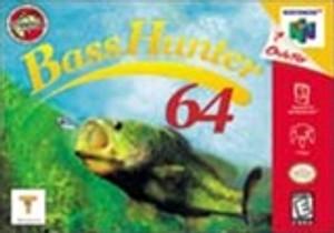 Bass Hunter 64 - N64 Game