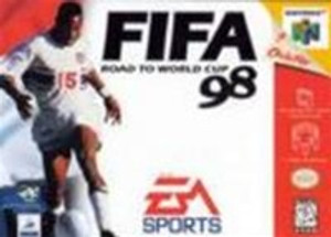 FIFA 98 Road To World Cup 64 - N64 Game