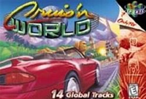 Cruis'n World - N64 Game