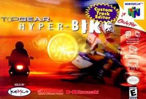 Top Gear Hyperbike - N64 Game