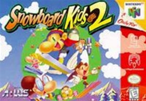 Snowboard Kids 2 - N64 Game