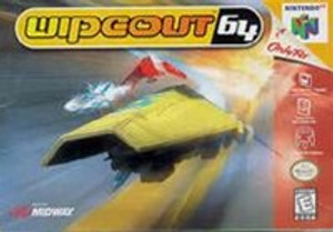 Wipeout 64 - N64 Game