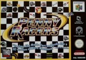 Penny Racers - N64 Game