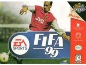 FIFA 99 - N64 Game