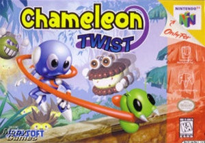 Chameleon Twist - N64 Game