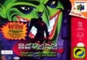 Batman Beyond Return of Joker - N64 Game