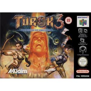 Turok 3: Shadow of Oblivion - N64 Game