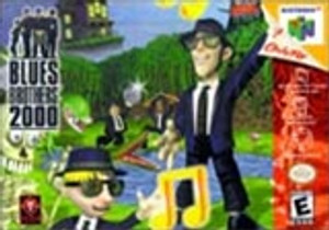Blues Brothers 2000 - N64 Game