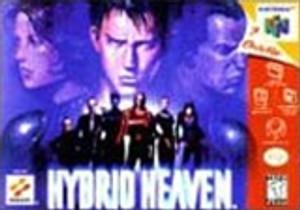 Hybrid Heaven - N64 Game