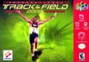 International Track & Field 2000 - N64 Game