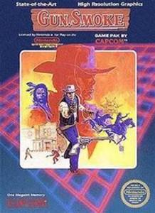 Gun Smoke - NES Game