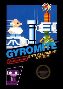 Gyromite - NES Game