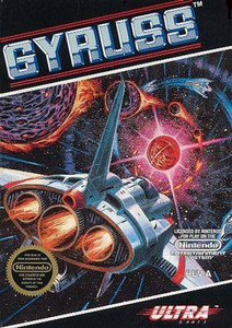 Gyruss - NES Game