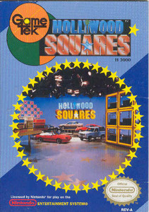 Hollywood Squares - NES Game