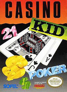 Casino Kid Poker - NES Game