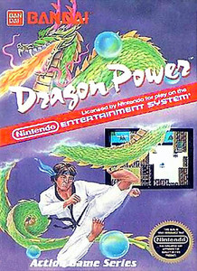 Dragon Power - NES Game