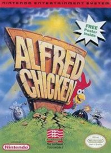 Alfred Chicken - NES Game