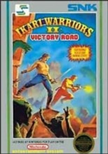 Ikari Warriors II Victory Road - NES Game