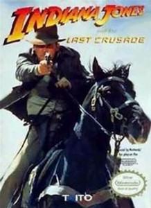 Indiana Jones Last Crusade - NES Game