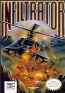 Infiltrator - NES Game