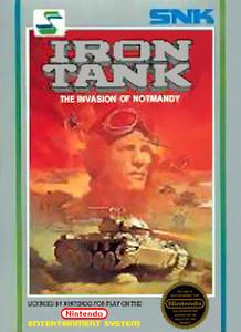 Iron Tank - NES Game