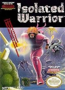 Isolated Warrior - NES Game