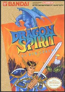 Dragon Spirit The New Legend - NES Game