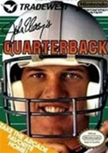 John Elway's Quarterback Football - NES Game