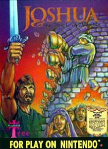 Joshua & The Battle of Jericho - NES Game