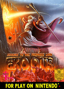 Journey To The Promised Land:Exodus - NES Game