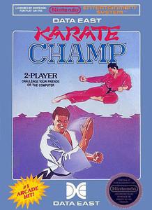Karate Champ - NES Game
