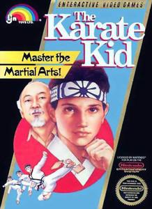 Karate Kid,The - NES Game
