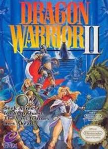Dragon Warrior II - NES Game