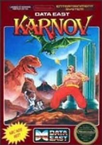 Karnov - NES Game