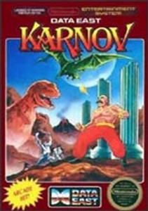 Karnov - NES Game