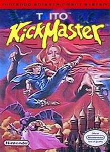 Kick Master - NES Game