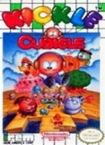 Kickle Cubicle - NES Game
