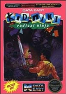 Kid Niki Radical Ninja - NES Game