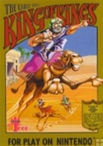 King of Kings:Early Years (TAN) - NES Game