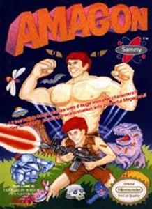 Amagon - NES Game